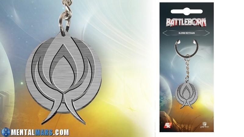 Battleborn Keychain Eldrid Preview