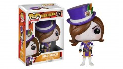 Borderlands Mad Moxxi Funko POP Games Action Figure