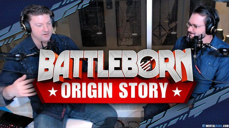 Battleborn Origin Story