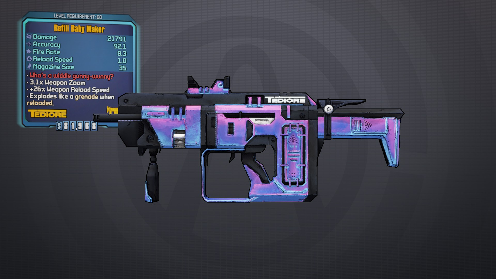 Borderlands gun maker download
