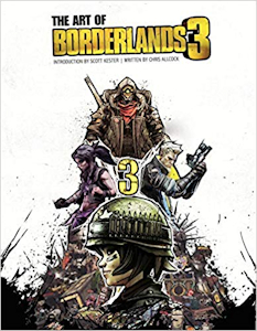 Borderlands 3 Artbook