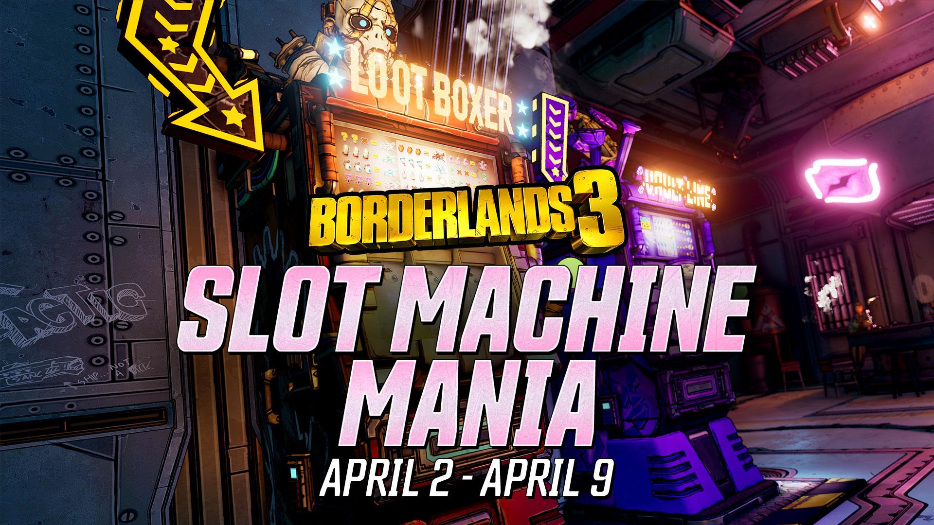 Video Slot Games Mania
